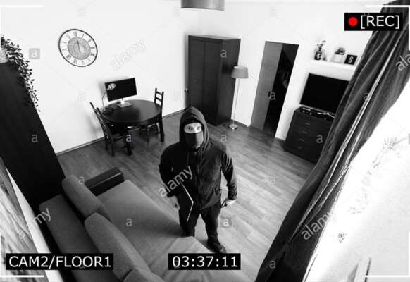 Cài đặt camera an ninh gia đình