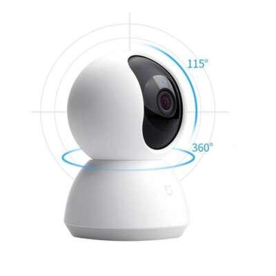 Camera an ninh gia đình 360 độ