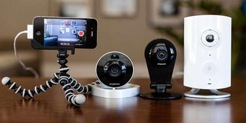 Camera an ninh gia đình