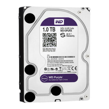 Ổ cứng WD Purple 1T WD10PUR(Z)