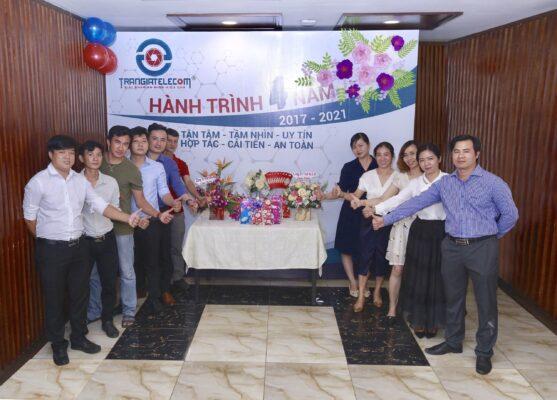 đội ngũ Trần Gia Telecom