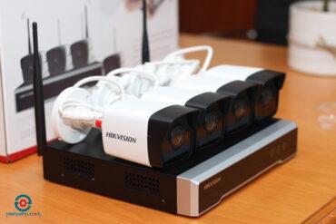 bộ kit camera HikVision NK42W0