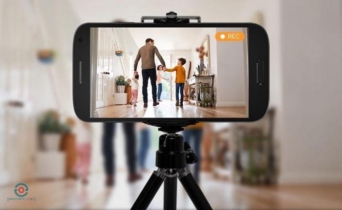 biến điện thoại thành camera an ninh