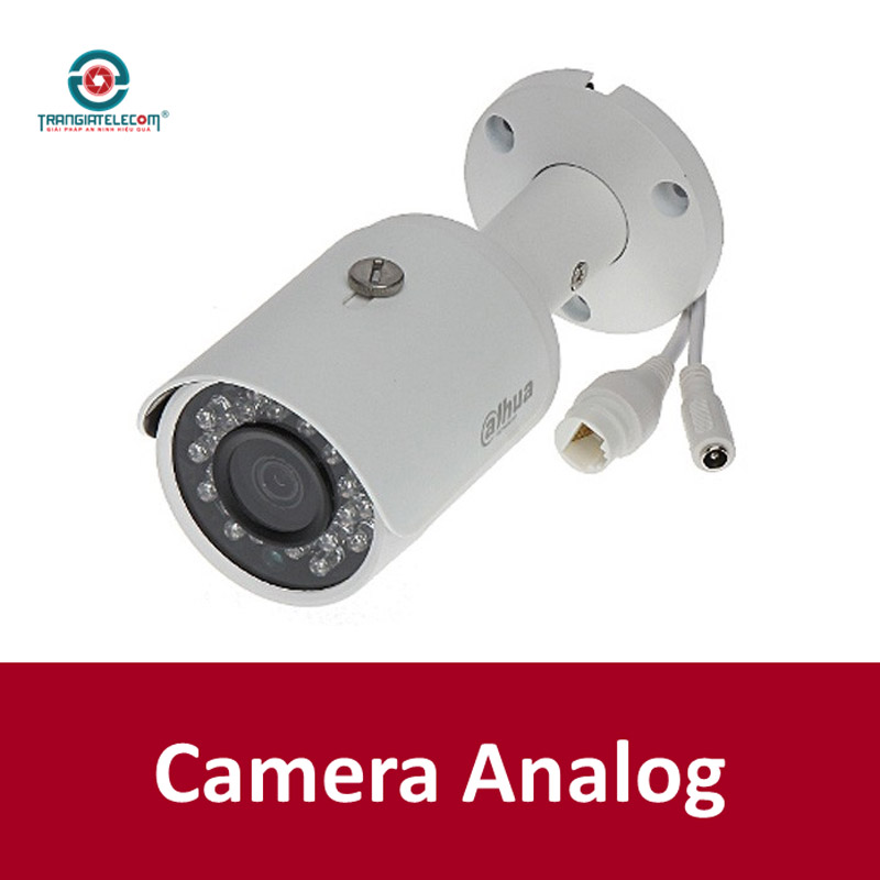 Phân loại camera analog