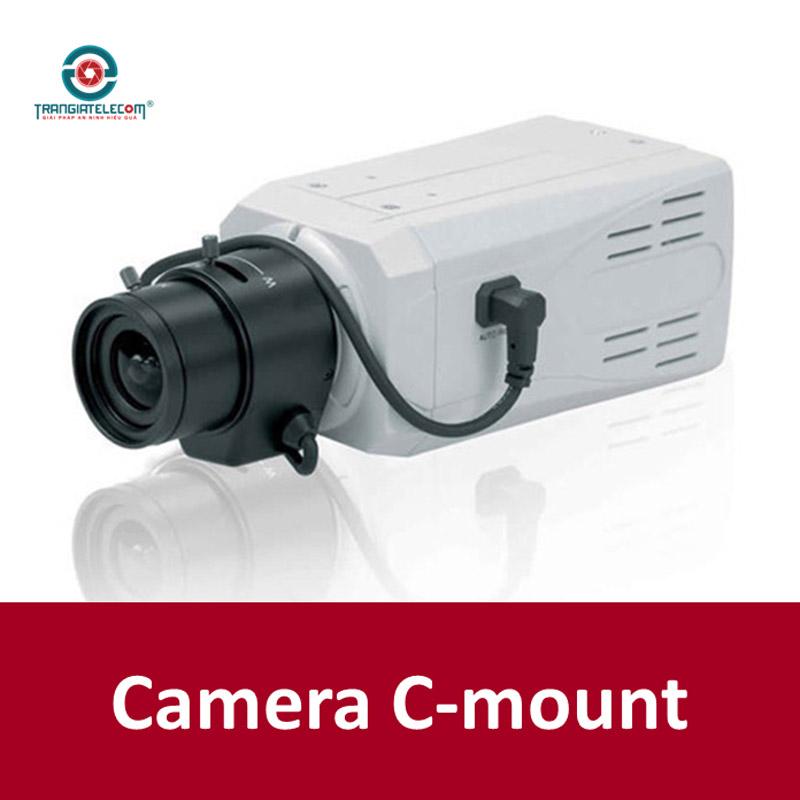 Phân loại camera C-mount