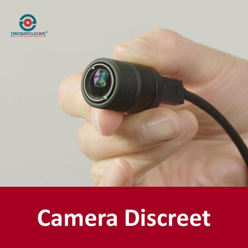 Phân loại camera discreet