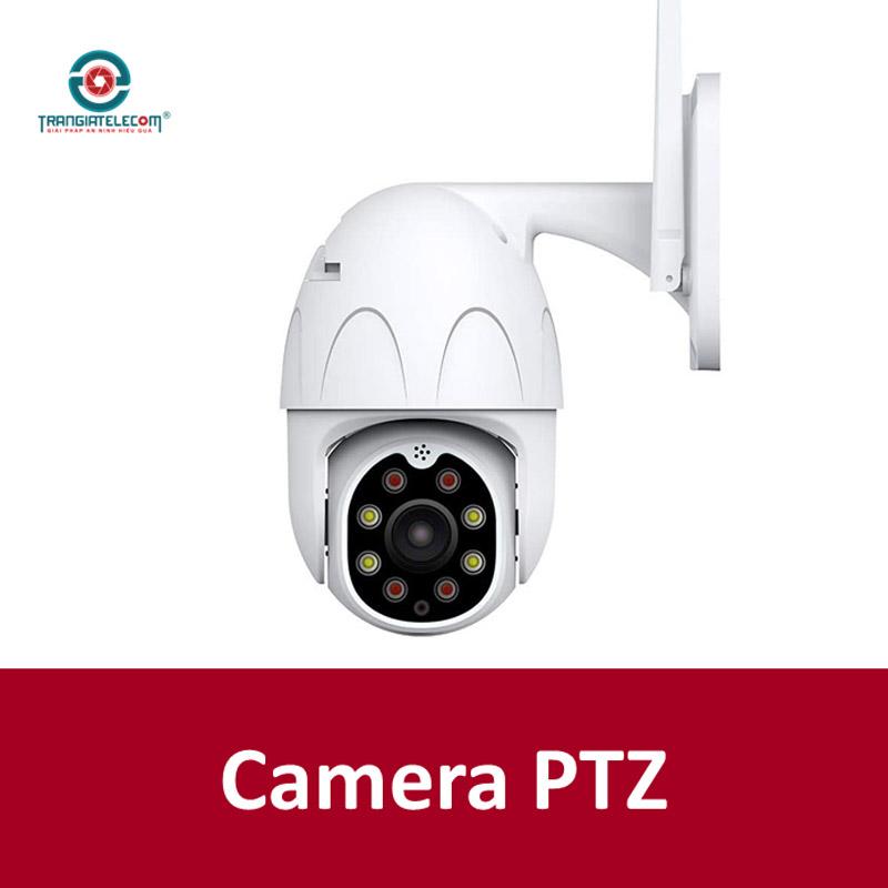 Phân loại camera PTZ