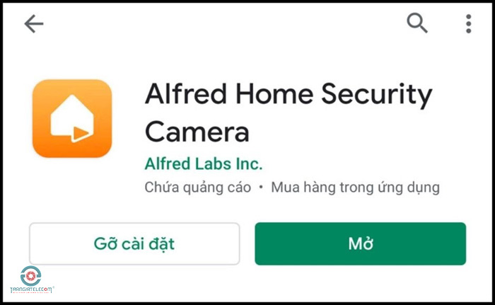 ứng dụng biến điện thoại thành camera